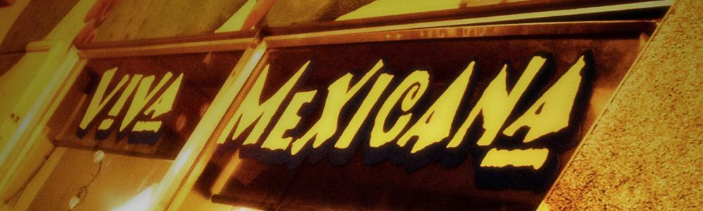 Viva Mexicana